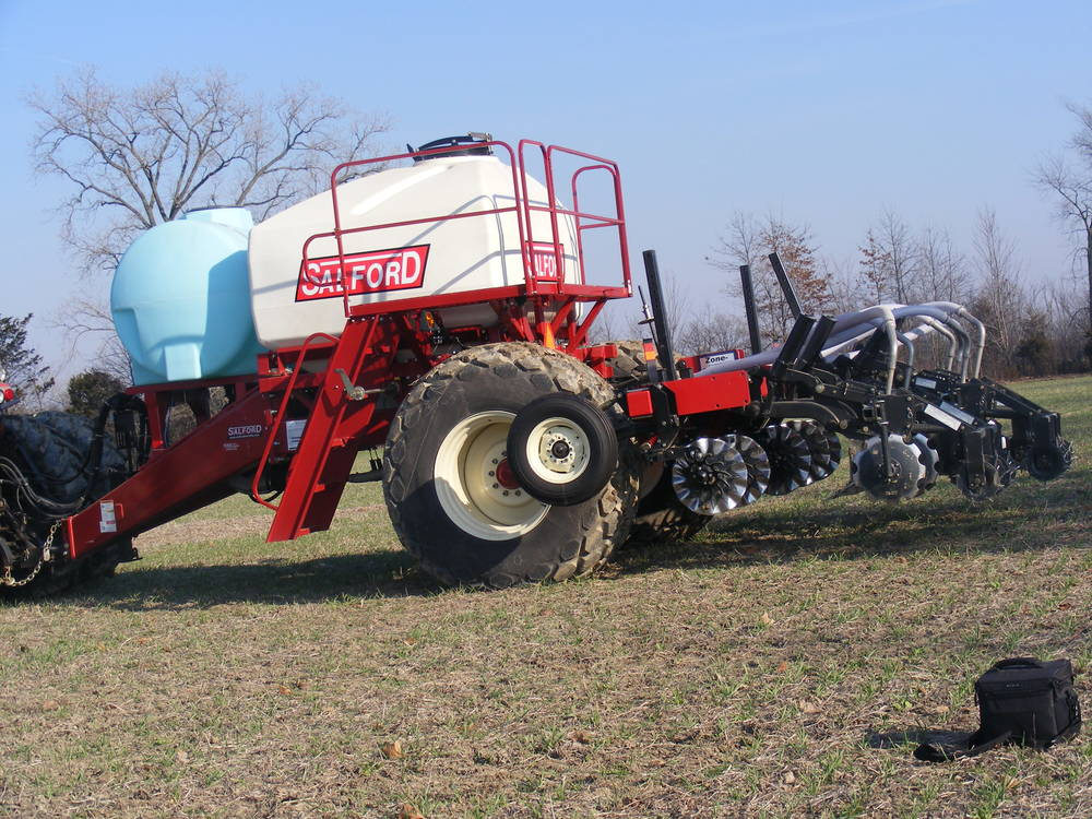 AC1000 SINGLE-TANK AIR CART