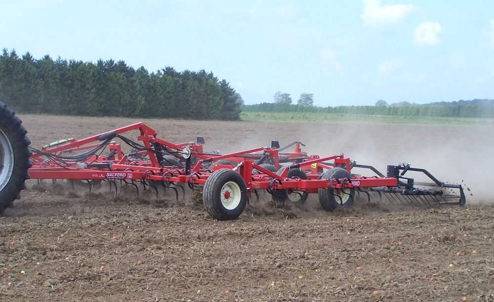 450 S-Tine Cultivator