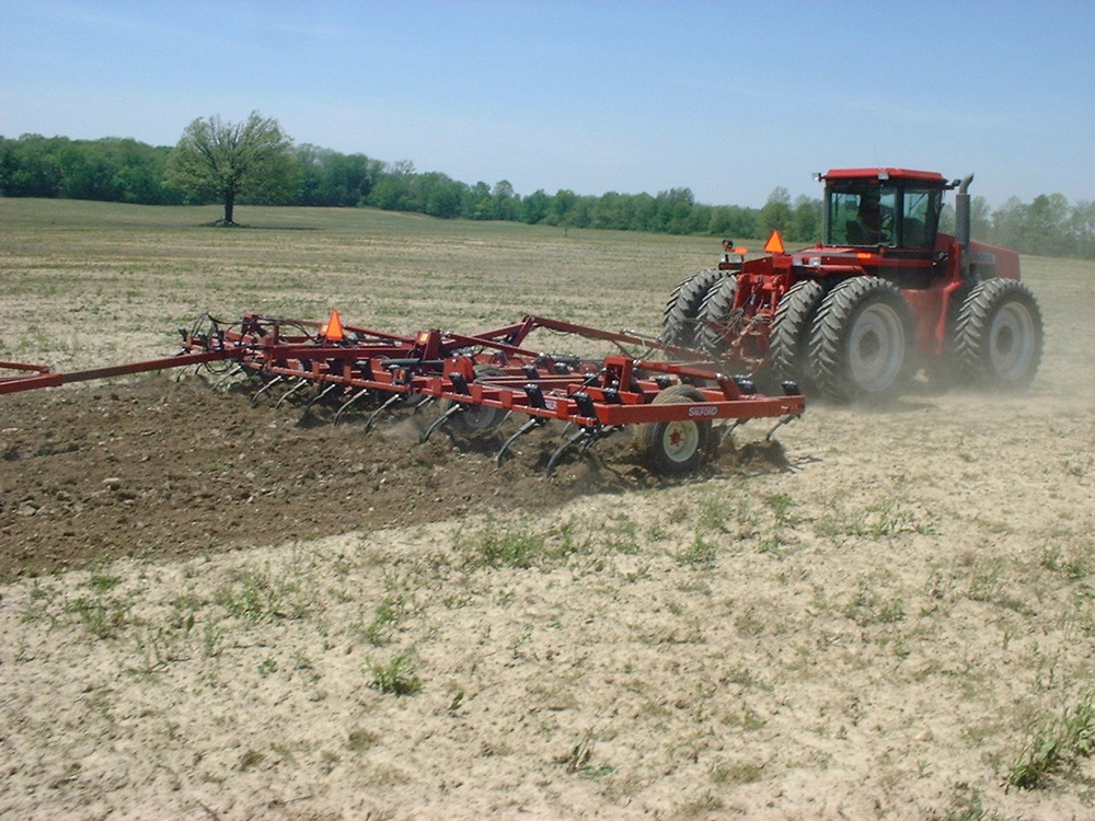 550 S-Tine, two-piece S-Tine Cultivator