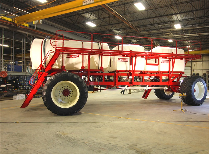 Salford AC4000 Air Cart