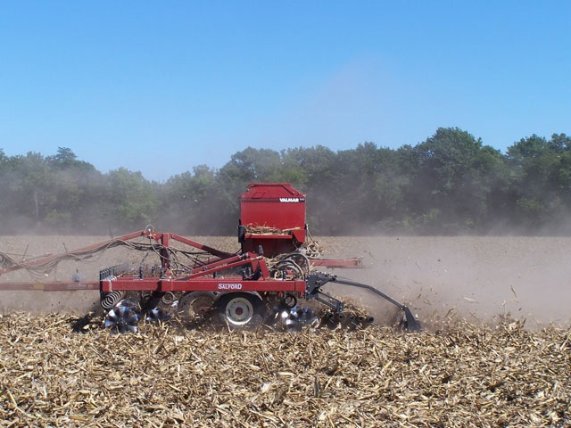 Salford Valmar Cover Crop Seeders Image 9
