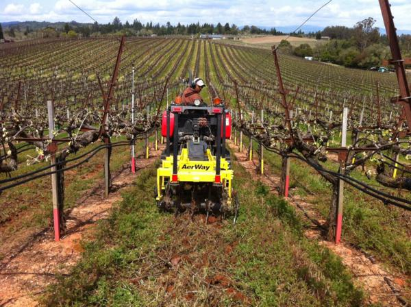 Aerway orchards vineyards salford group for 98 soil compaction