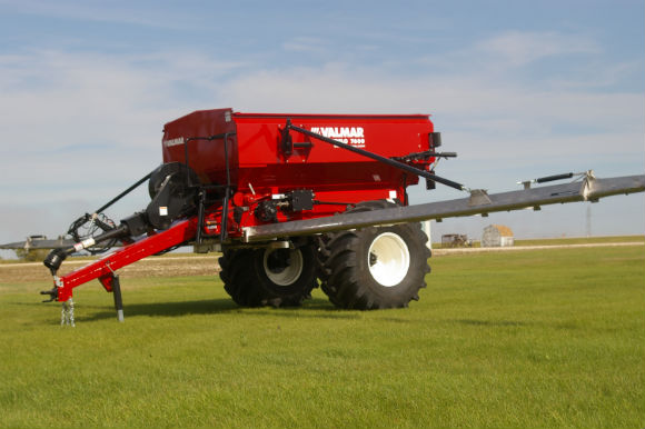 Valmar 8608/8611 Pneumatic air boom applicator