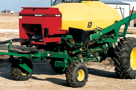 Salford valmar 1665 Air Seeder Mount Inoculant Applicator