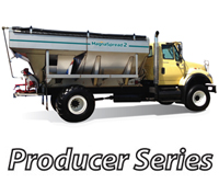 MagnaSpread2 Truck-Mount 2-Bin