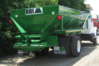 BBI Endurance Truck Mount Litter Spreader