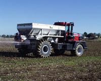 BBI MagnaSpread Truck Mount Fertilizer Spreader