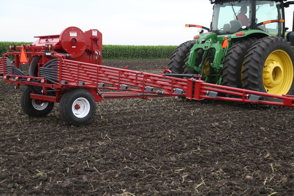Salford Valmar Air Seeder