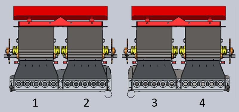 Pathfinder ST-10 Mechanical Diagram (1/2)