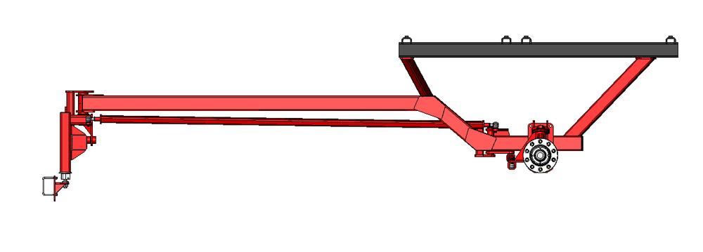 Pathfinder ST-10 Mechanical Component Diagram