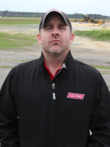 Chris Werner Salford group Territory Manager