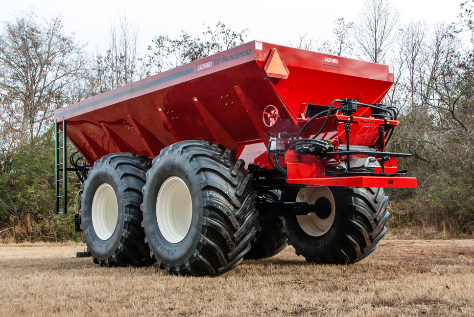 MagnaSpread 18-20ft Tandem Axle Spreader