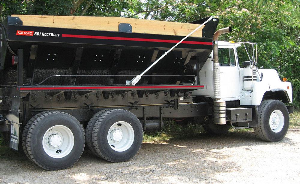 BBI's RockBody Truck Mount