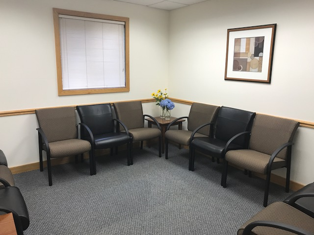 Participant Waiting Area