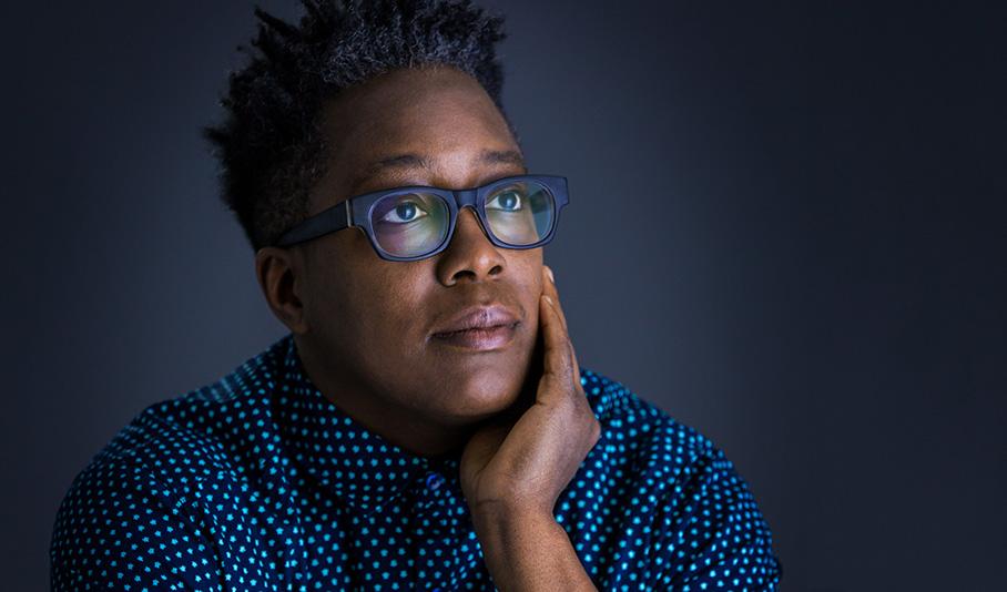 Filmmaker Cheryl Dunye, Kaleidoscope Trailblazer Award