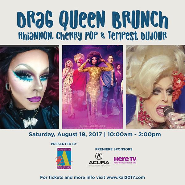 Drag Queen Brunch - Kaleidoscope 2017