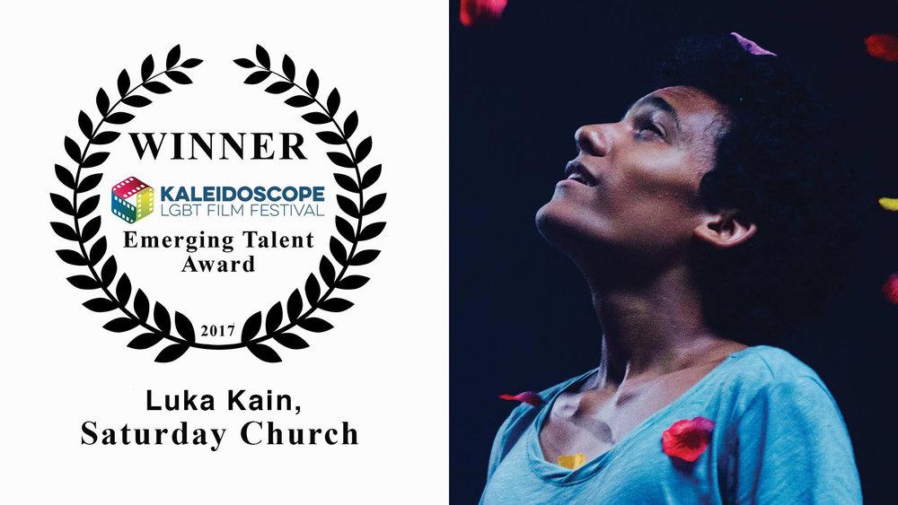 Kal2017 Emerging Talent Award Luka Kain, Saturday Church.jpg