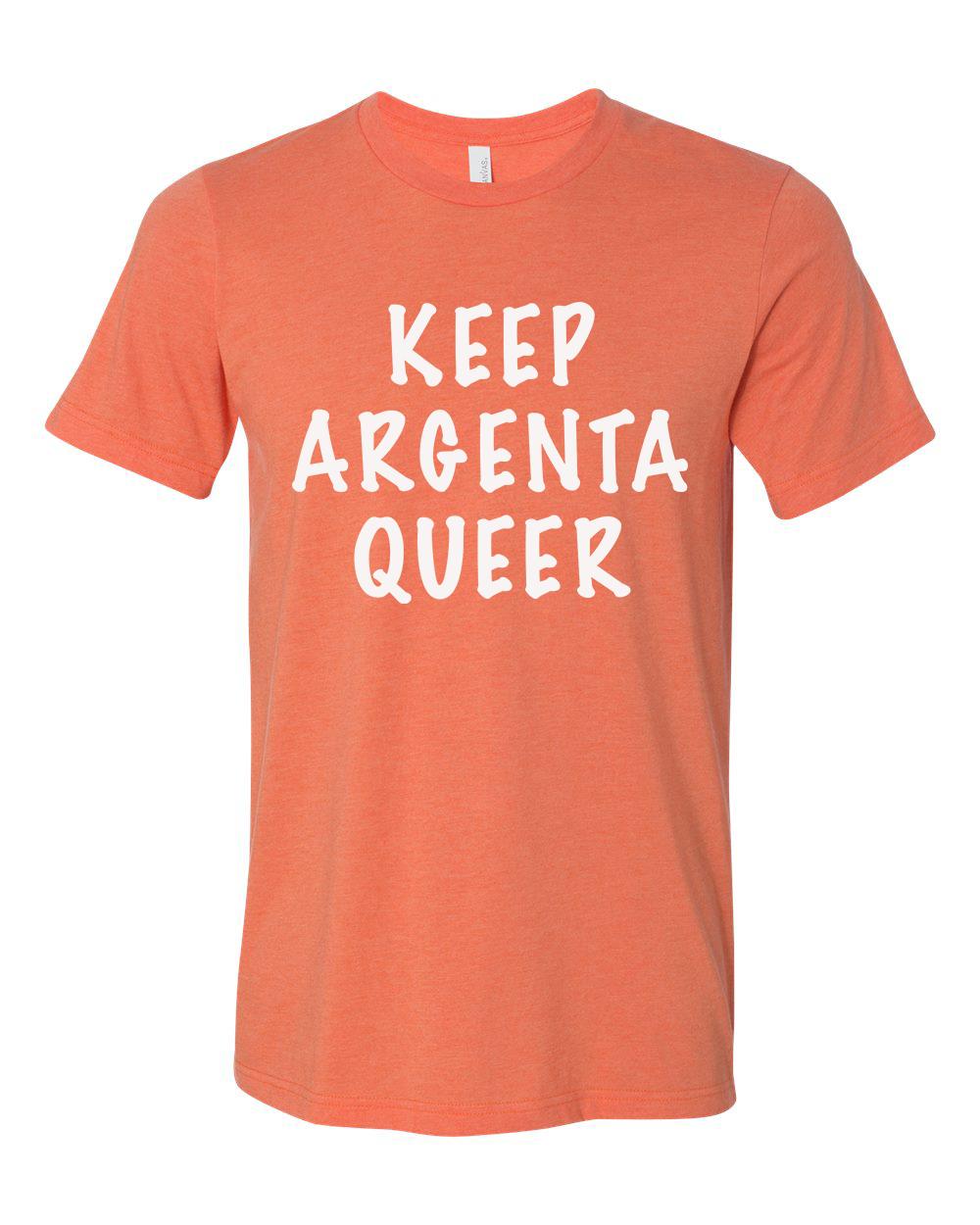 Keep Arkansas Queer (Orange)