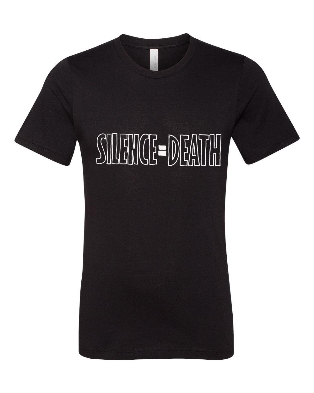 Silence = Death (HOS Design)