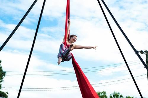 Aerialists - Arkansas Circus Arts