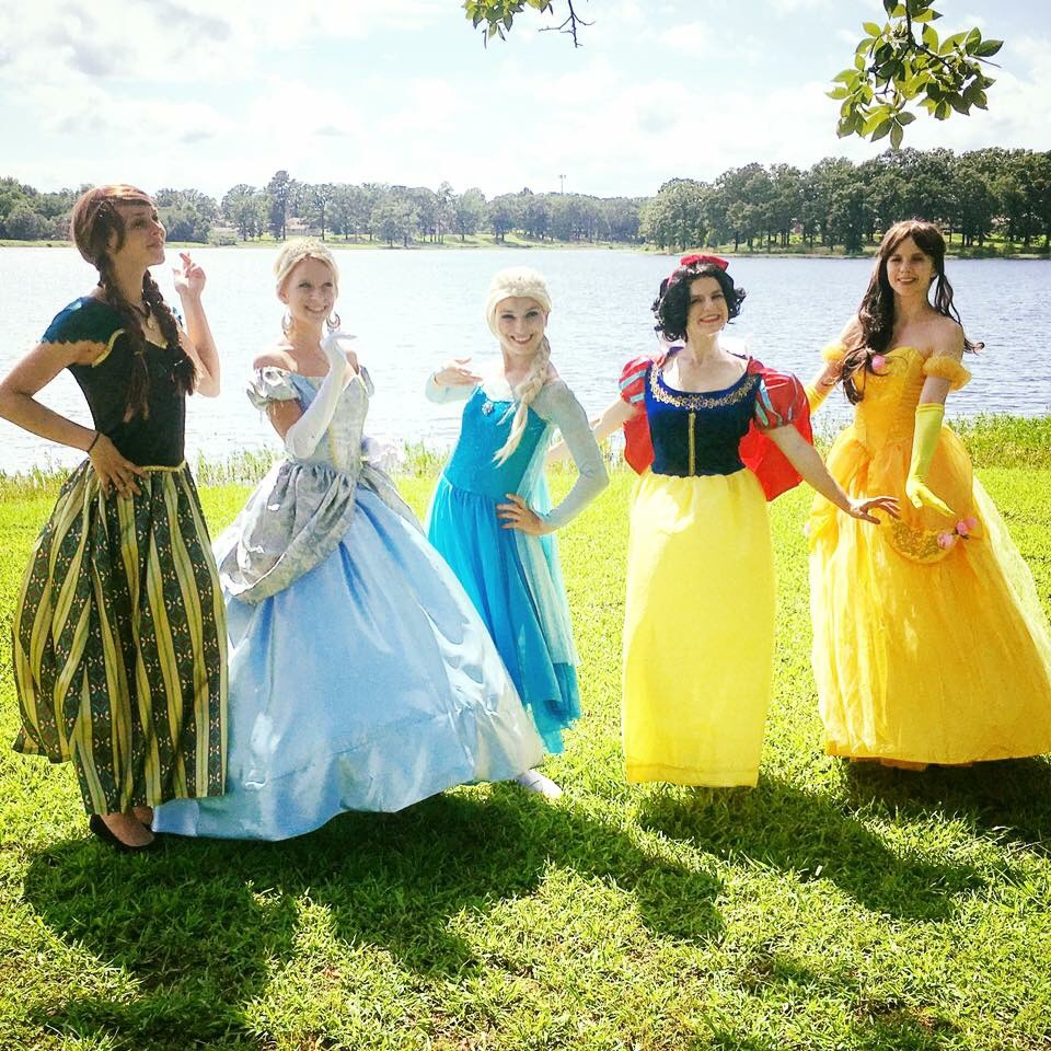 Princesses - Arkansas Circus Arts