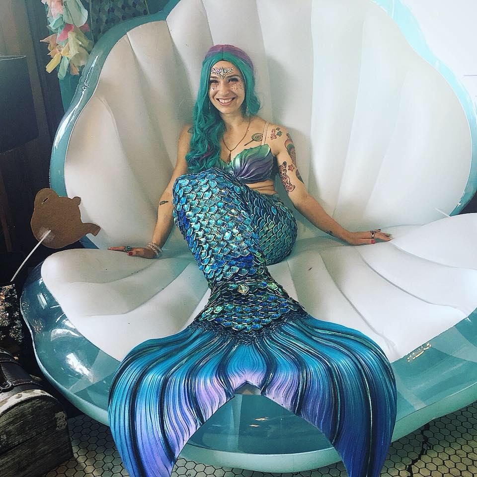 Mermaid Sparkles from Moonstone Mermaids