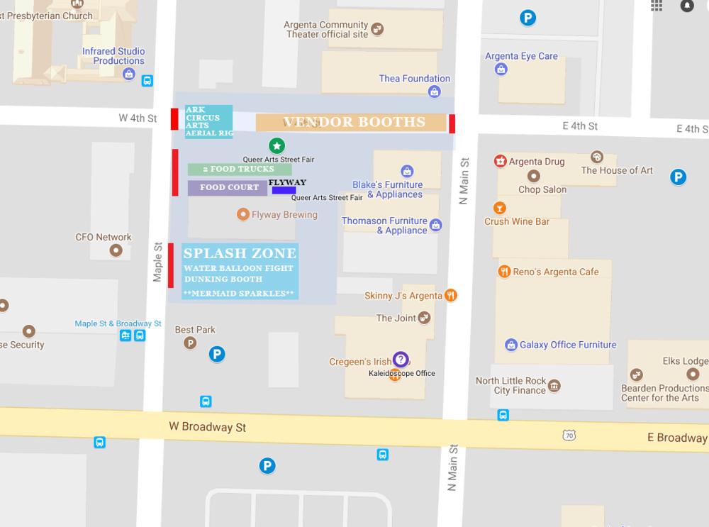 Queers Arts Street Fair Map1.png
