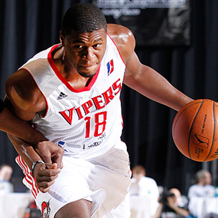 Tyren Johnson (Born July 24, 1988) He is from Edgar, LA and played college basketball at ULL where he was named the Sun Belt Conference Player of the Year in 2009. He began his professional career in 2011 where he signed with the NBA Development League's Rio Grande Valley Vipers. In 44 games played he averaged 11.7 points, 5.6 rebounds, and 2.4 assists per game. Source:http://www.nba.com/dleague/riograndevalley/JohnsonAddedToAllStarRoster022312.html