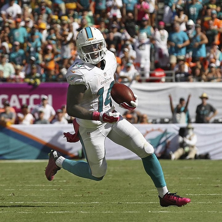 JARVIS LANDRY    NFL Wide Receiver   Miami Dolphins