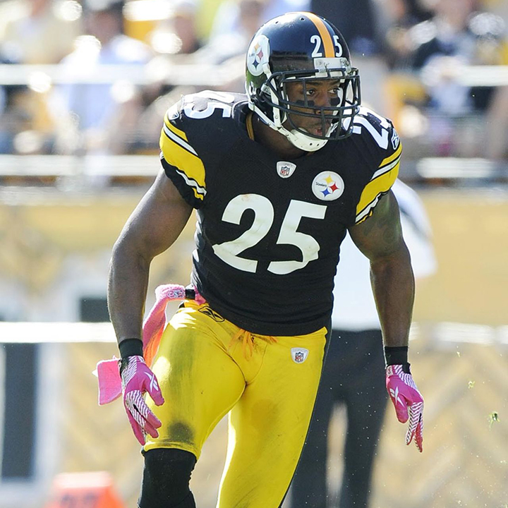 RYAN CLARK    NFL Safety   Pittsburg Steelers