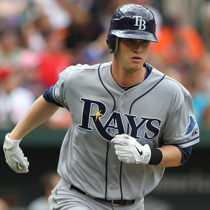 REID BRIGNAC    MLB Infielder   Miami Marlins