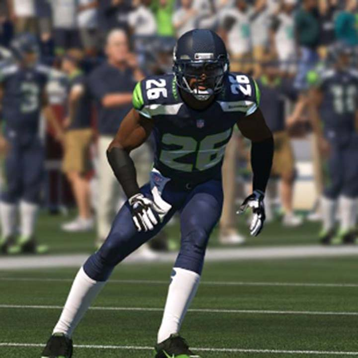 CARY WILLIAMS  NFL Defensive Back Seattle Seahawks