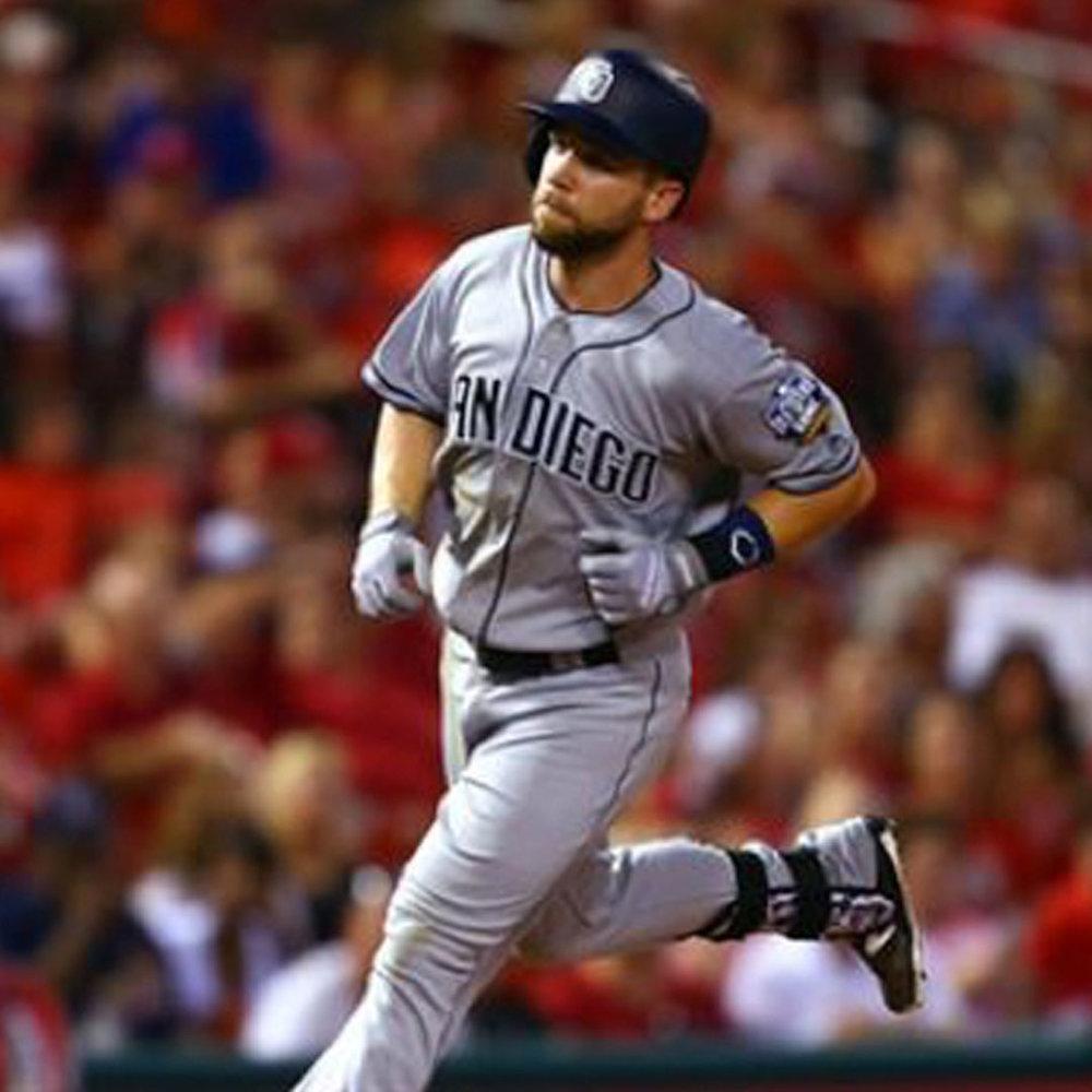 RYAN SCHIMPF    MLB Second Baseman   San Diego Padres