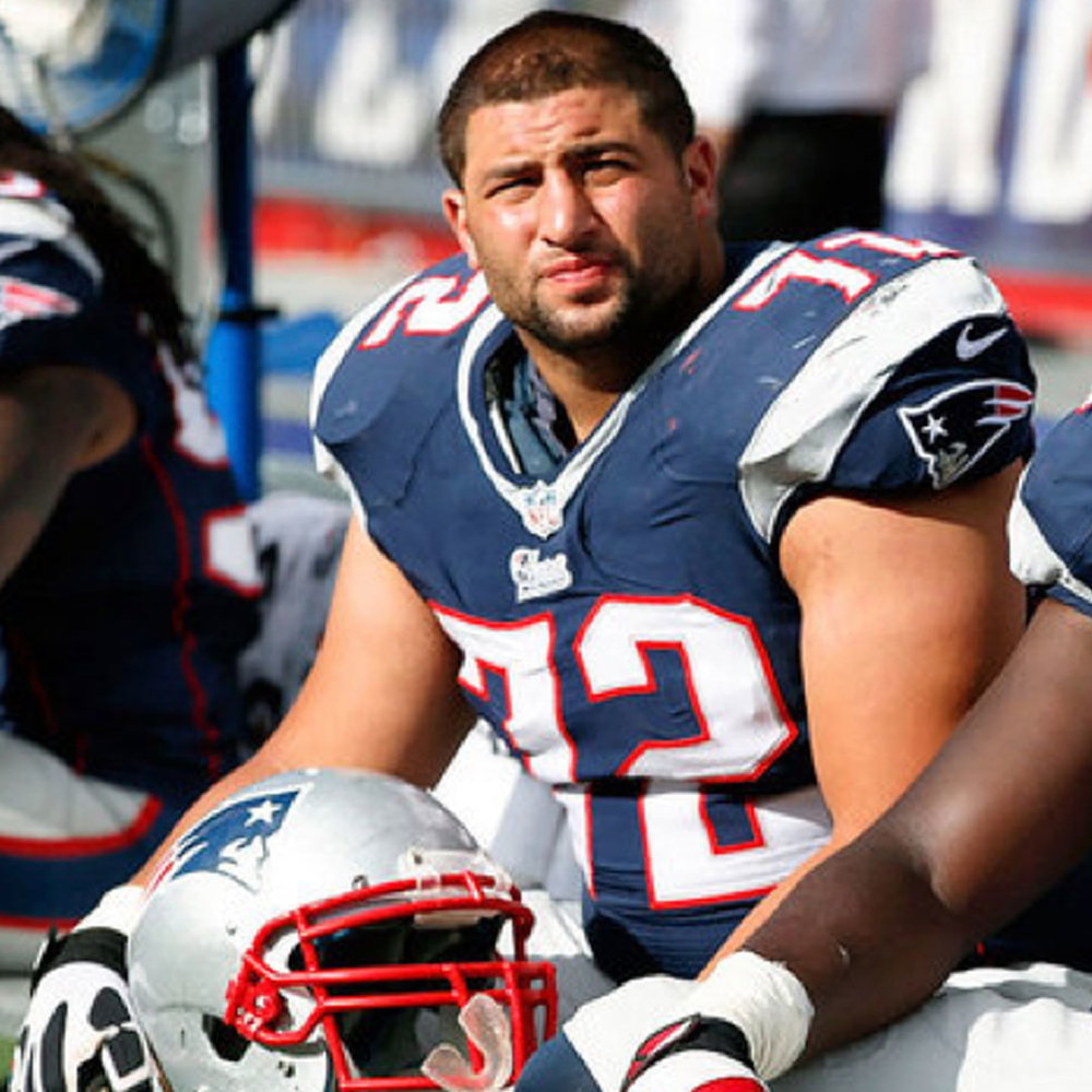 JOE VELLANO    NFL Defensive Tackle   New England Patriots