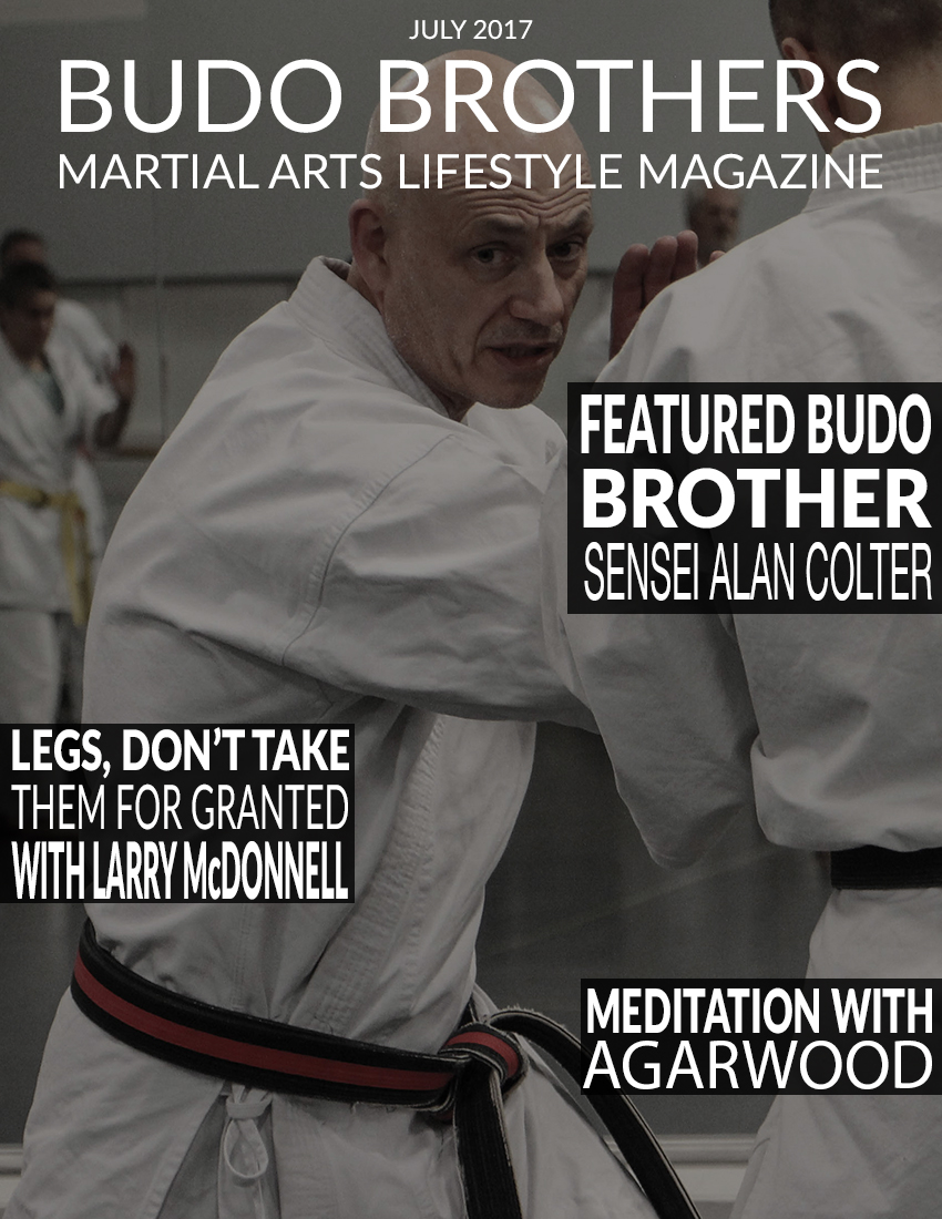 Budo Brothers Martial Arts Lifestle Magazine july 2017.jpg