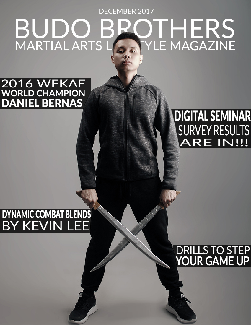 Budo Brothers Martial Arts Lifestle Magazine December 2017-2.jpg