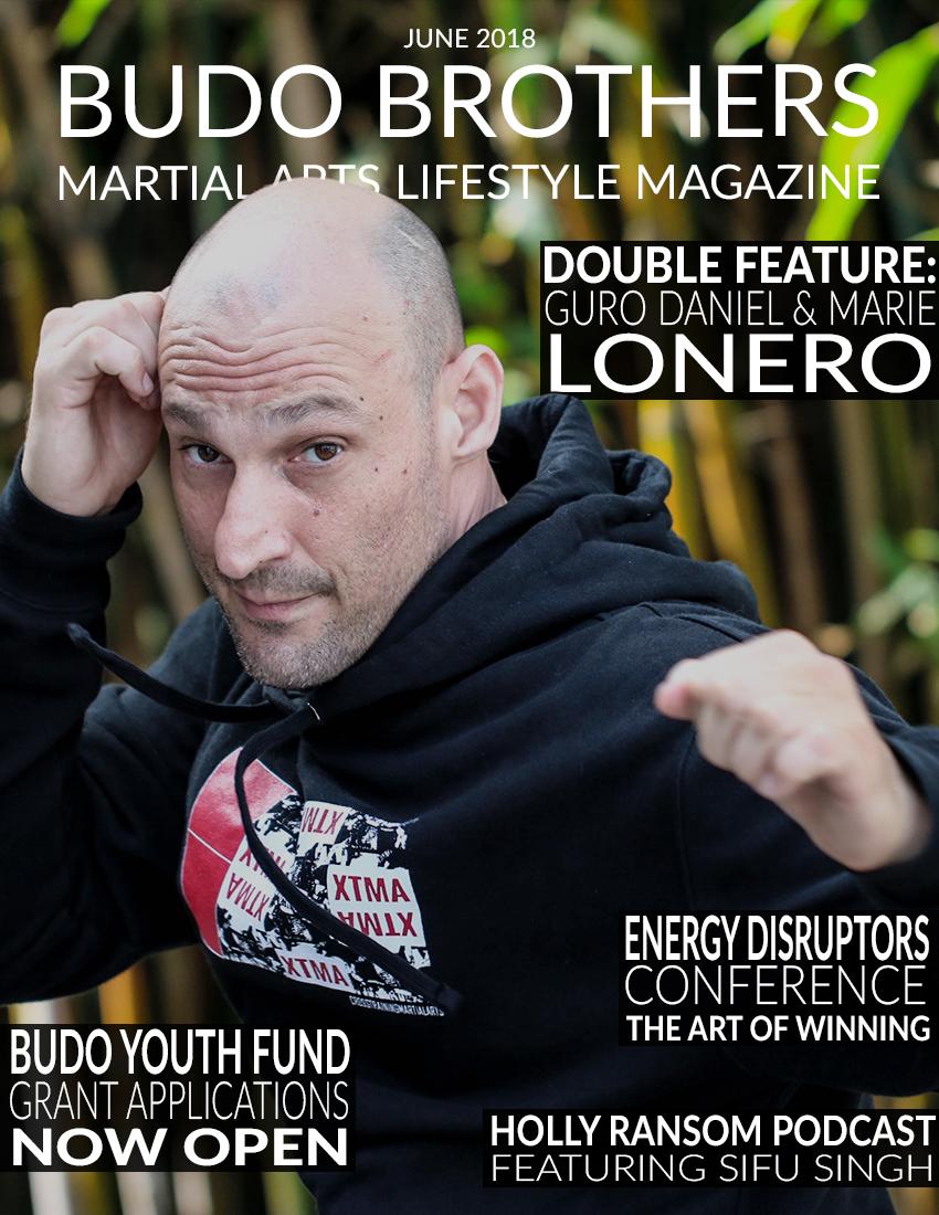 Budo Brothers Martial Arts Lifestle Magazine June 2018.jpg