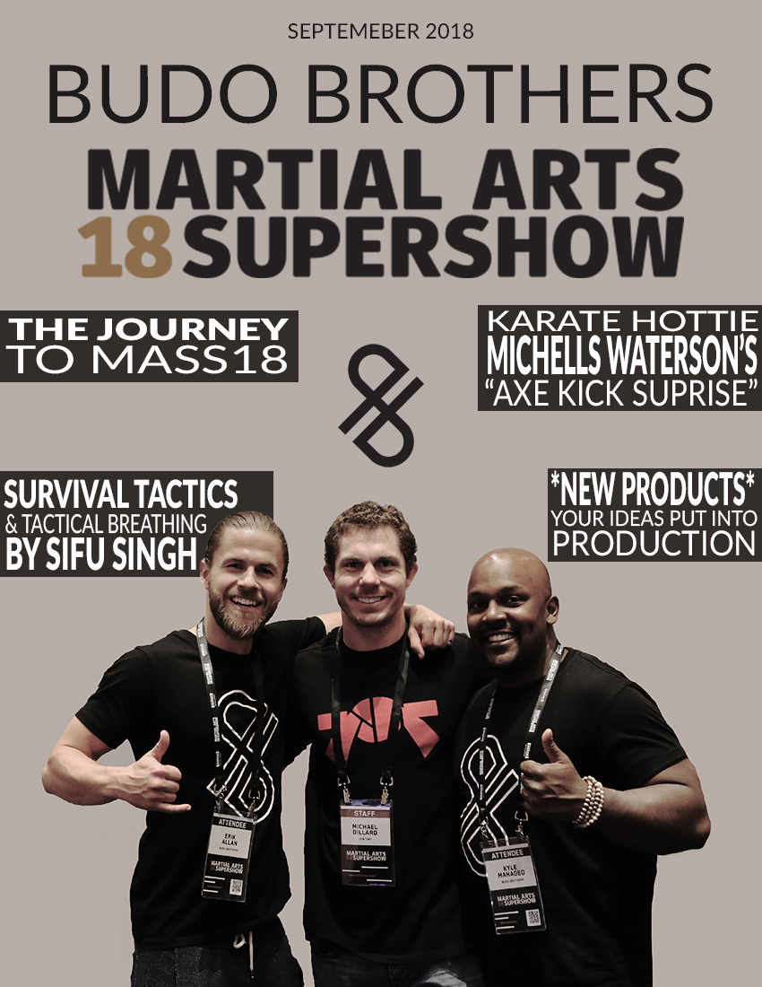 Budo Brothers Martial Arts Lifestle Magazine September 2018.jpg