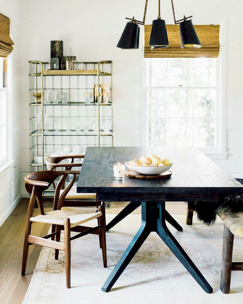 32 Stylish Dining Room Ideas To Impress Your Dinner Guests: Best Dining Table Ideas This Winter