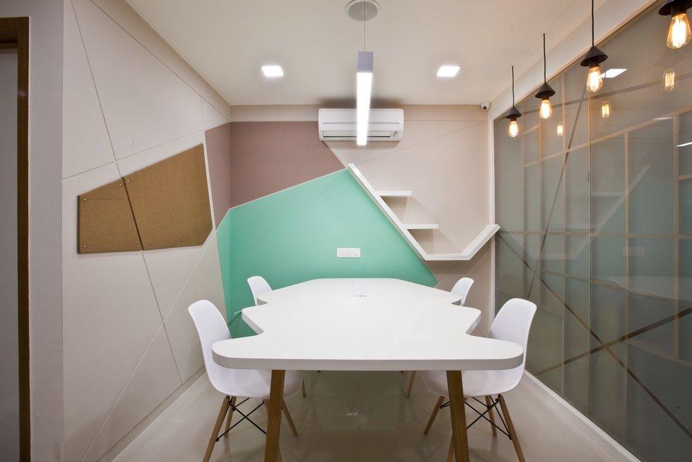Project Showcase. Minimalist Office Interior Design