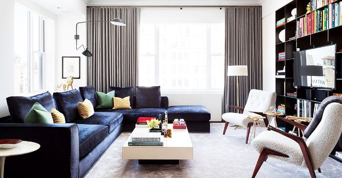 Living Room Design Ideas & Decor Tips — Best Architects & Interior ...