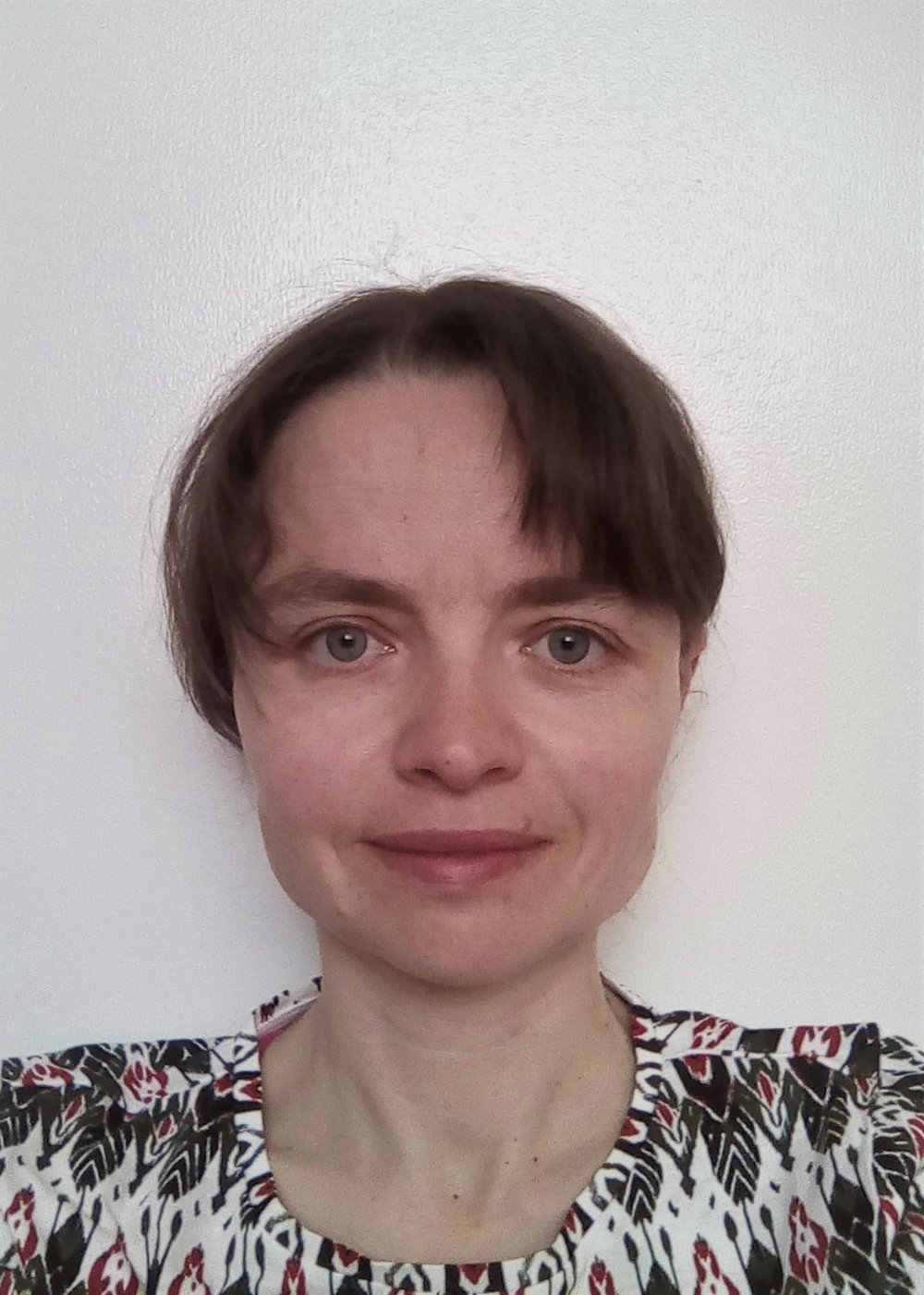 Olga is a linguist and professional interpreter; she speaks Russian (native) and Spanish.   She studied her PHD in health and social policy in Finland   Following graduating in psychology in Moscow , she worked in a children's psychiatric hospital