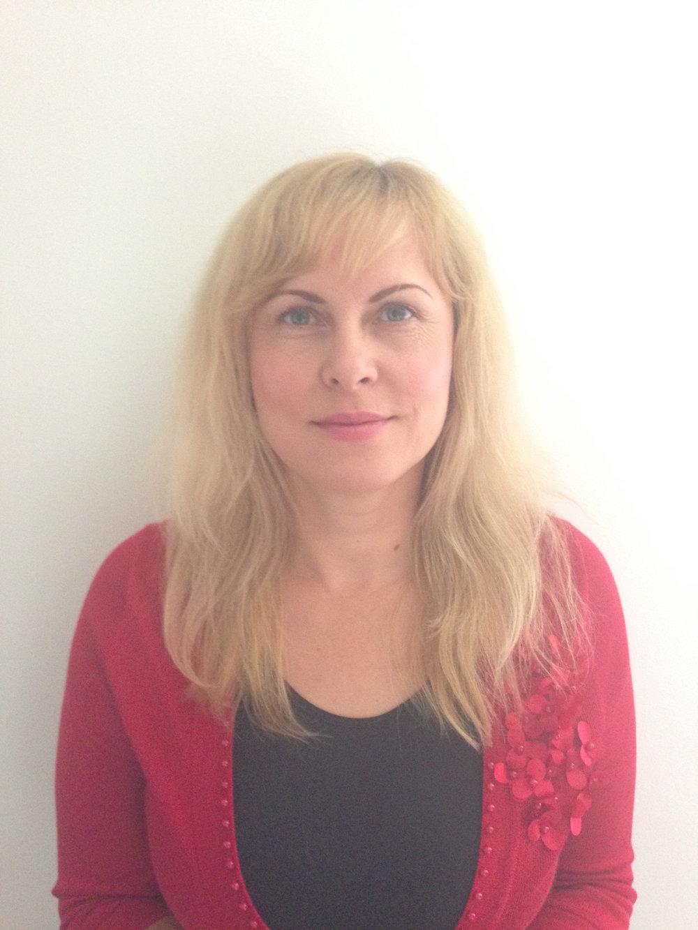 Marika speaks Czech and Slovakian.   She has a BA in Social Work from Slovakia