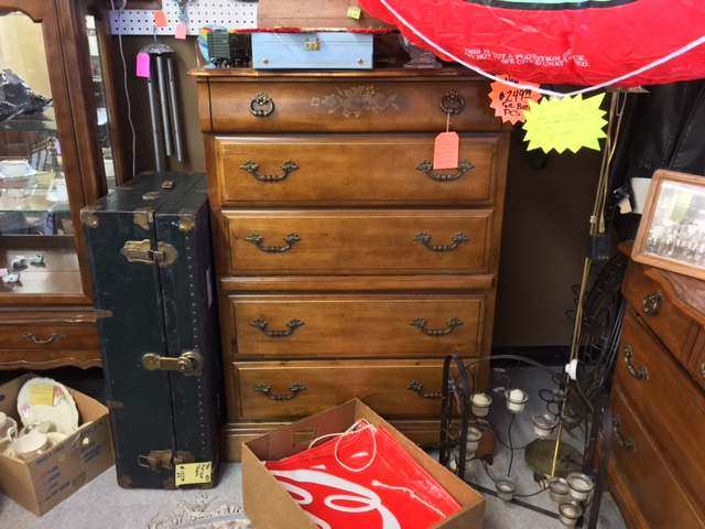 Dresser set. $349.00 for both.