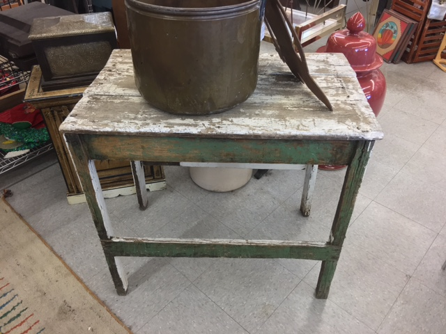Rustic Farm Table. $129.99.