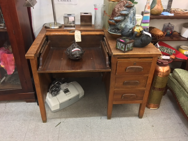 Antique Writer's Desk. $299.99.