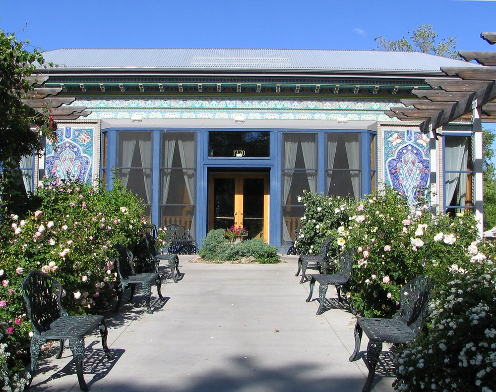 Colleen McCann Style Rituals visit The Boulder Dushanbe Teahouse