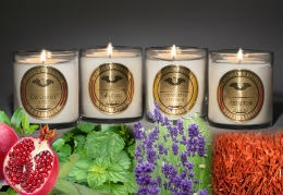 Thomas John's Healing Candles Set of 4