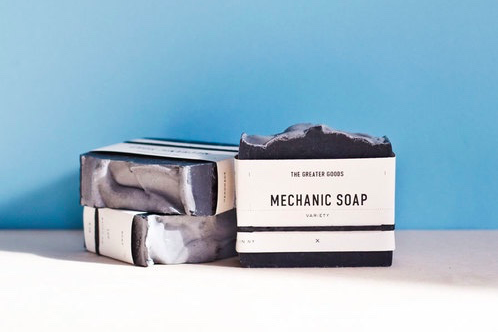 The Greater Goods Mechanic Soap