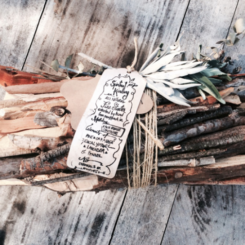Spiritual Kindling Twig Bundle